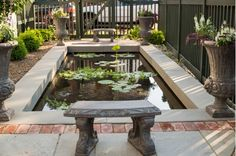 Water Feature-Home and Garden Design Ideas