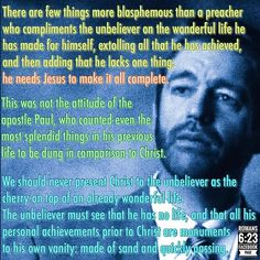 Christian Spiritual Quotes, Spiritual Messages, Christian Quotes, Biblical Quotes, Bible Verses Quotes, Faith Quotes, Scriptures, Paul Washer Quotes, Die To Self