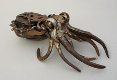 Padlock Cuttlefish | Harriet Mead