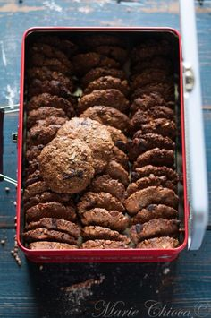 Christmas Cookie Recipes 71798 Very Low GI Cookies 8 Easy Cookie Recipes, Dessert Recipes, Dessert Ig Bas, Unique Christmas Cookie Recipe, Christmas Cookies Packaging, Hot Chocolate Cookies, How To Cook Quinoa, Cookies Et Biscuits, Healthy Treats