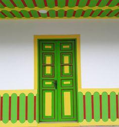 Random House, Windows, Doors, School, Interior, Home Decor, Colorful Houses, Dashboards, House Paintings