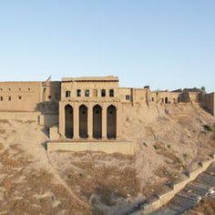 Iraq - Erbil Citadel - ©UNESCO and HCECR / ARS Progetti