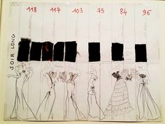 As Curators of #Stole Style, #WhiteStole http://www.whitestole.com takes immense interest in the rare, behind-the-scenes look into the creative workings of #YvesSaintLaurent's own Collection Boards featuring his sketches from 1962 to 2002 that retrace 40 years of the #YSL Maison de #Couture's fascinating history.  Read the blog at http://www.whitestole.com/blog--flowing-chic-modern-bridal-style/yves-saint-laurent-s-iconic-legend-brought-us-stole-shawl-cape-style