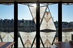 Paris, France Origami Manuelle Gautrand