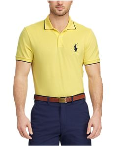 Trustful Lacoste Mens Slim Fit Polo Shirt Forst Blue Size Small Consumers First Shirts Clothing, Shoes & Accessories