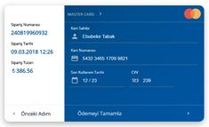 Daily UI #002 Credit Card Check Out Design with html and css