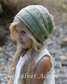 KNITTING PATTERNThe Ceydar Cap Toddler Child door Thevelvetacorn, $5,50