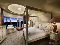 bedrooms image: browns, creams - 303996