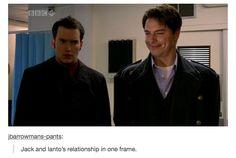 Ianto & Jack