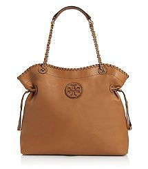 MARION SLOUCHY TOTE. I have last year's model in black.  I want this one in tan.