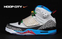 Air Jordan Son of Mars 'Olympic'