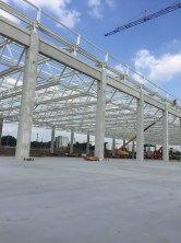 In Nippes wird ein neues ICE-Werk gebaut. Ich war auf der Baustelle.
