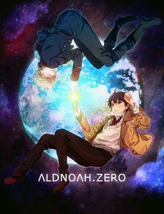 Alright. I'm hopping aboard the hype. This series is pretty epic so far, and it's nice to have a lead that is smart and tactical, not simply strong and lucky. -- Aldnoah.Zero