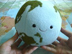 world plushie