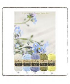 Merino Soft kleurinspiratie pakket Forgetmenot