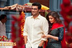 Arjun Kapoor and Alia Bhatt ~ Are you as Mast Magan in Love as Krish and Ananya are in 2States?