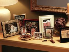 This is my decorating mistake - I will try to take this advice, 24. Too Many Photos - 25 Biggest Decorating Mistakes on HGTV