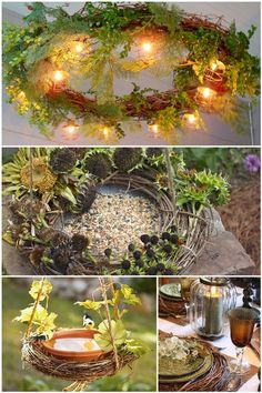 A Wreath of Creativity :: Stephanie @ Garden Therapy's clipboard on Hometalk :: Hometalk
