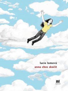 Anna chce skočit - původní český komiks, který poprvé vyšel v r. 2006 ve Francii