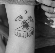 Hood Bats — Tattoos