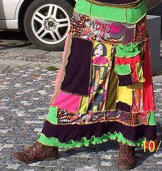 LEL-handmade / veselá maxi lelovica New Look, Skirts, Handmade, Fashion, Moda, Hand Made, Fashion Styles, Skirt