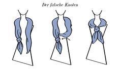 Der falsche Knoten #Kisura
