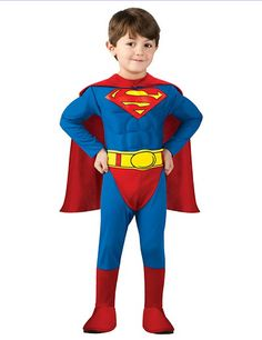 Costume per Halloween da Superman