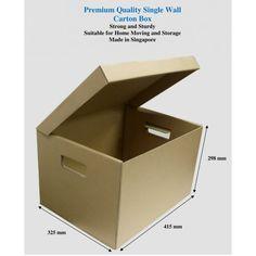 carton storage boxes - Google Search Storage Boxes, Storage Solutions, Container, Google Search, Storage Crates, Shed Storage Solutions