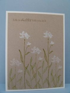 IC324 Art of Life by suen - Cards and Paper Crafts at Splitcoaststampers