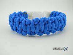 Unique Ropecraft: How to Tie a Wave Weave Bracelet