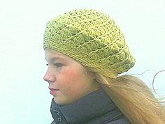 Free shipping  Hand Crochet Cap for women by ievasshopcrochet, €20.00
