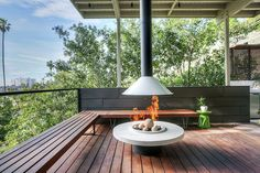 Outpost Estates Mid-Century Modern With Terraced Garden Asking $2.2 Million - Curbed LA