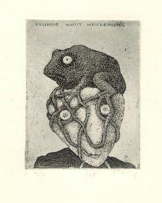 Ex Libris - Bookplate