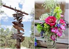 Colorado Rustic Wedding