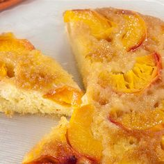 Try this Upside Down Peach And Saffron Cake recipe by Chef Rachel Allen. This recipe is from the show Rachel Allen's Cake Diaries.