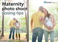 Maternity photoshoot posing tips