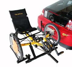 Recumbent and Trike Sport Rider Accessories, bike racks, bicycle carriers Bicycle Rack, Cool Bikes, Industrial Style, Hollywood, Sports, Accessories, Fat, Check, Model