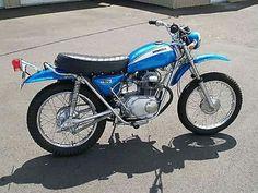 1971 Honda SL175