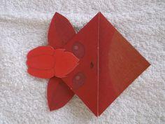 A Vulpix bookmark.