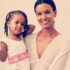 Mother's Day with...Liya Kebede – J.Crew Blog
