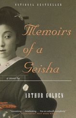 Memoirs of a Geisha by Arthur Golden. Nitta tells the story of her life as a geisha. It begins in a village in 1929, when as a 9 yr old she is taken from her home and sold into slavery to a geisha house. We enter a world where appearances are paramount; where a girl's virginity is auctioned to the highest bidder; where women are trained to beguile the most powerful men; and where love is scorned as illusion. It is at once romantic, erotic, suspenseful & completely unforgettable.