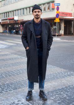 James - Hel Looks - Street Style from Helsinki