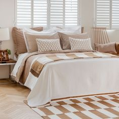 Cómo darle un aire fresco y renovado al dormitorio principal Cazando Gangas http://www.decoesfera.com/dormitorio/como-darle-un-aire-fresco-y-renovado-al-dormitori-principal-cazando-gangas?utm_content=buffer2eb82&utm_medium=social&utm_source=pinterest.com&utm_campaign=buffer #decoración