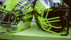 Nuevos cascos de los Patos de Oregon