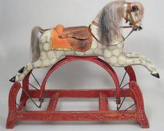 English Rocking Horse...