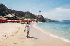 Santa Marta, Colombia, Playa de Santa Marta, Playa Blanca, Outfit playa