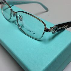 New for 2013 - Tiffany & Co. Eyeglasses and Sunglasses. This is TF 1061b color 6001 silver