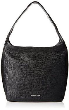 MICHAEL Michael Kors Women's Lena Hobo Bag, Black, One Size: Handbags: Amazon.com