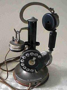 antique vintage phones - Google Search