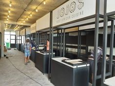 Street food comes to Hermanus - The Village News Gin Bar, Food Spot, Central Business District, Fish And Chips, Stalls, Weekend Is Over, Brewery, Opportunity, Alcoholic Drinks
